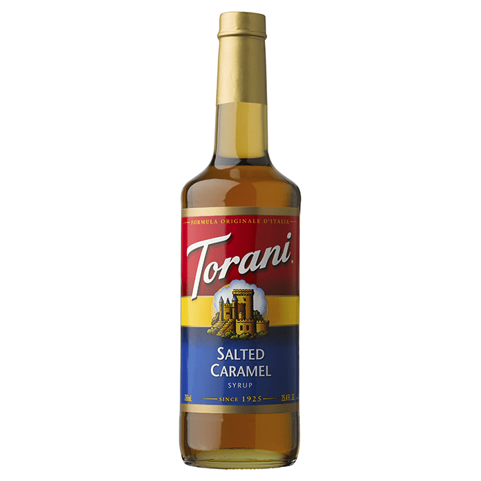 トラーニ塩キャラメル